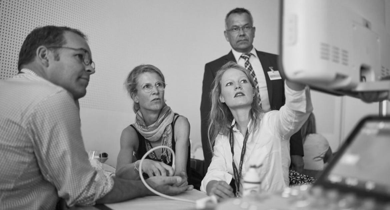 Jahreskongress DGH Frankfurt, Ultraschalldiagnostik Hand, Sebastian Kluge, Handchirurgie Seefeld