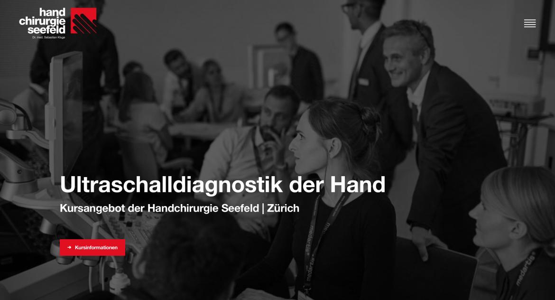 Update: Fortbildungskurs Ultraschalldiagnostik der Hand