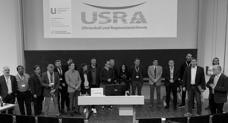 USRA, Symposium 2019 Ulm, Handchirurgie Seefeld, Sebastian Kluge, Ultraschall, Hand