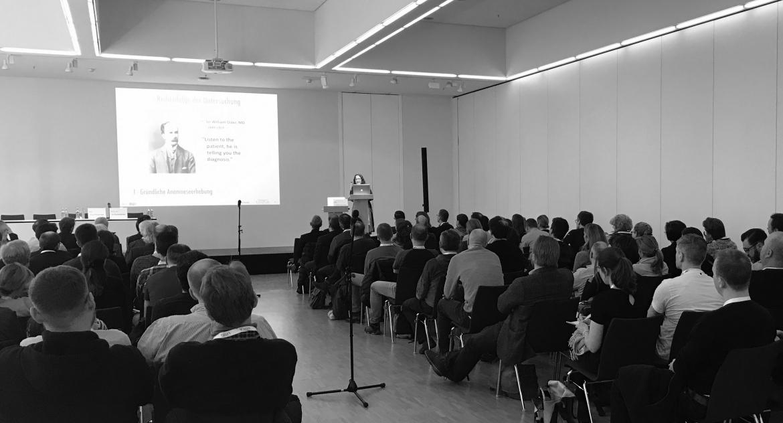 9. USRA-Symposium 2018 in Dresden, Handchirurgie Seefeld, Ultraschall, Hand, Sebastian Kluge