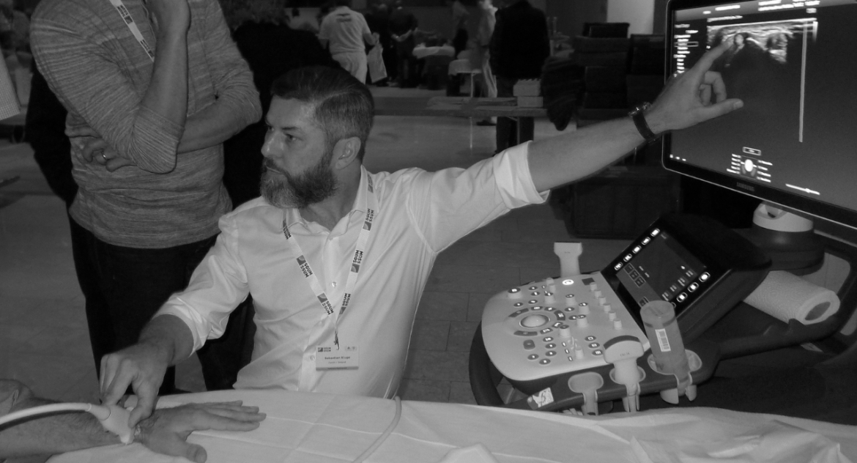 SGUM Fortbildungskongress 2016, Ultraschalldiagnostik Hand, Sebastian Kluge, Handchirurgie Seefeld