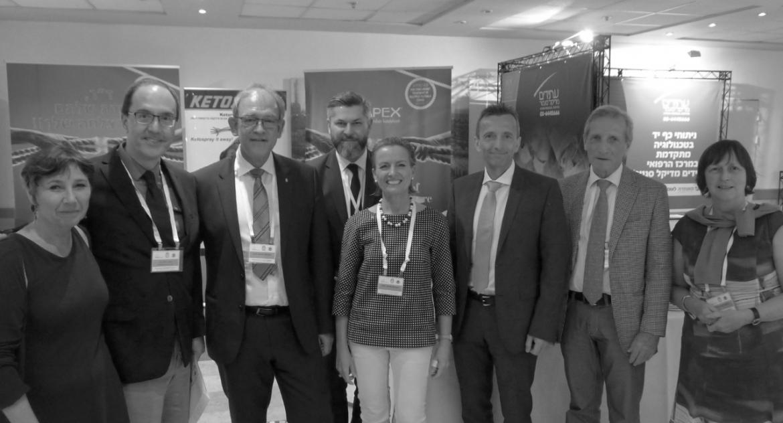 Deutsche Gesellschaft für Handchirurgie, DGH, Delegation, Handchirurgie Seefeld, Sebastian Kluge, Jerusalem