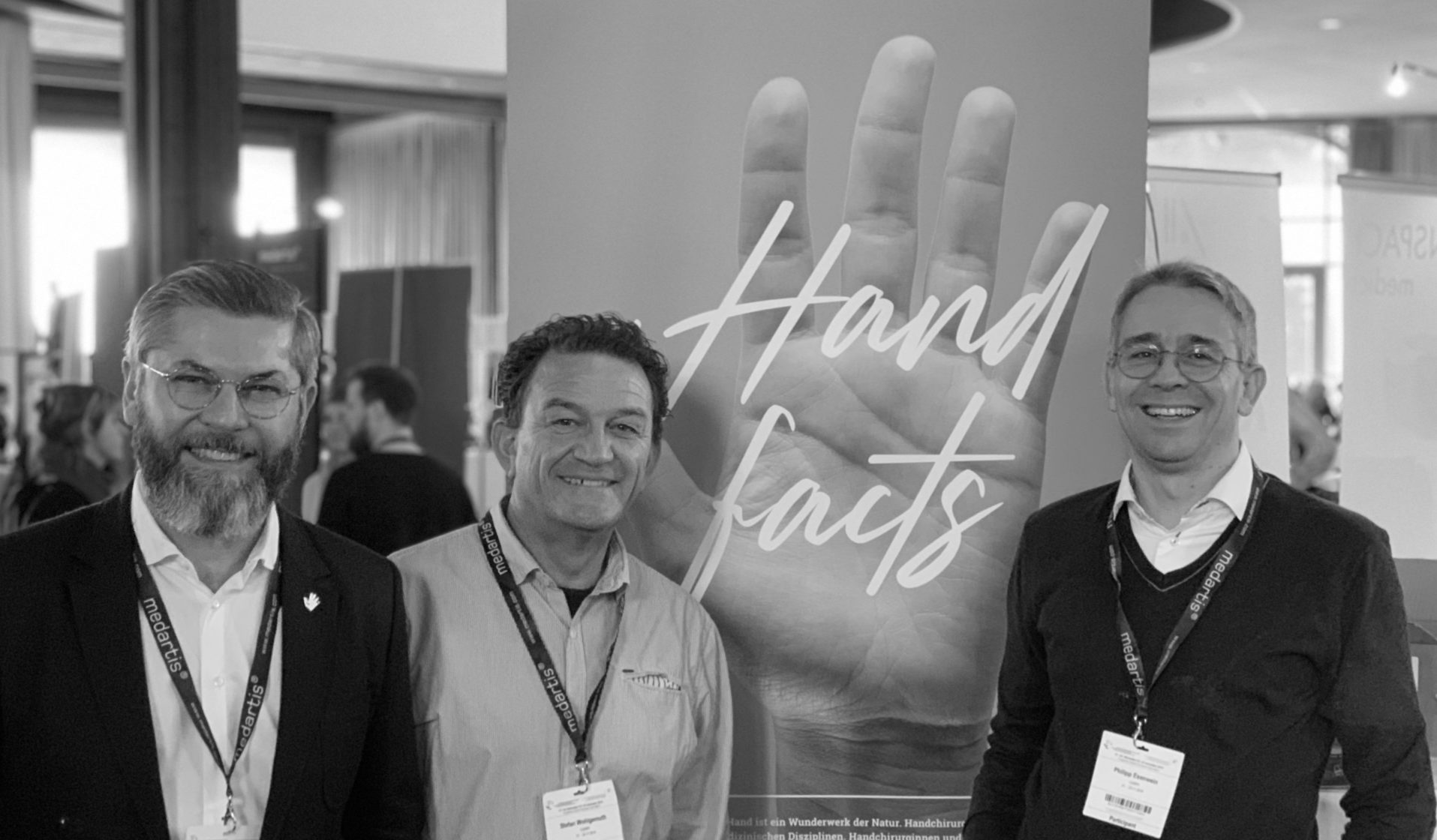 SGH 2019 | Interlaken, Handchirurgie Seefeld, Dr. Sebastian Kluge, Ultraschalldiagnostik, Karpaltunnelsyndrom, Handchirurgie, Sonographie