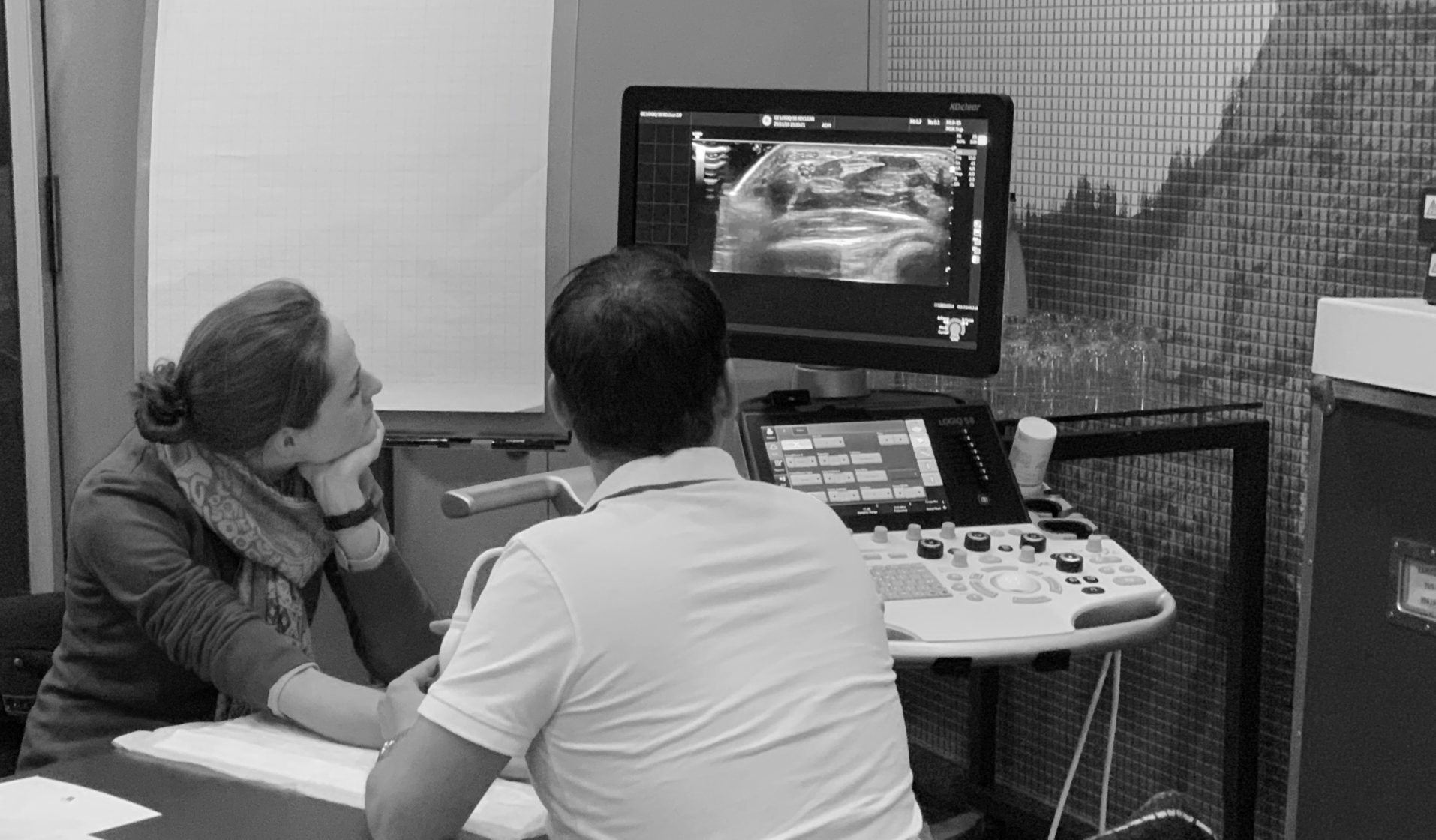 Fortbildungskurs Ultraschalldiagnostik der Hand | Dr. Sebastian Kluge | Handchirurgie Seefeld